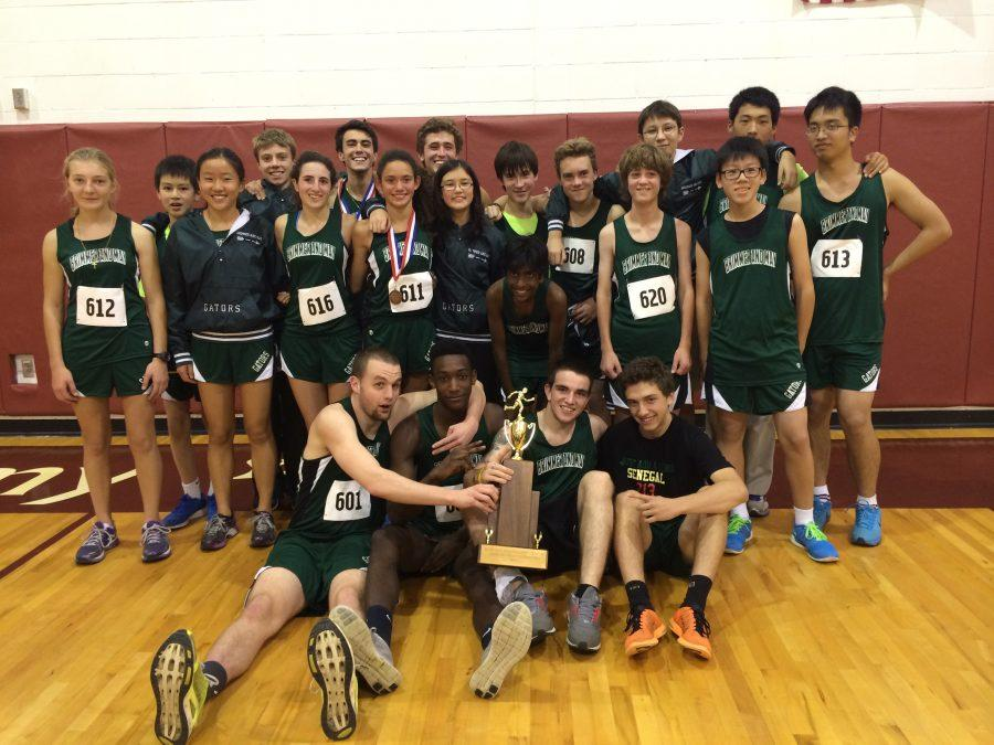 Cross Country Wins Back-to-Back Championships