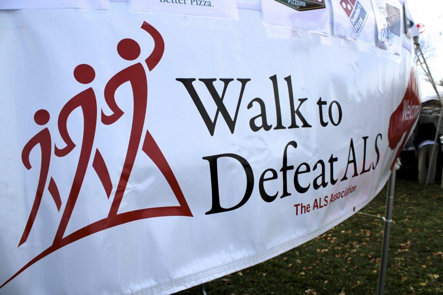 Students Walk to Defeat ALS