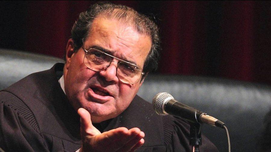 Republicans Shame Scalias Legacy