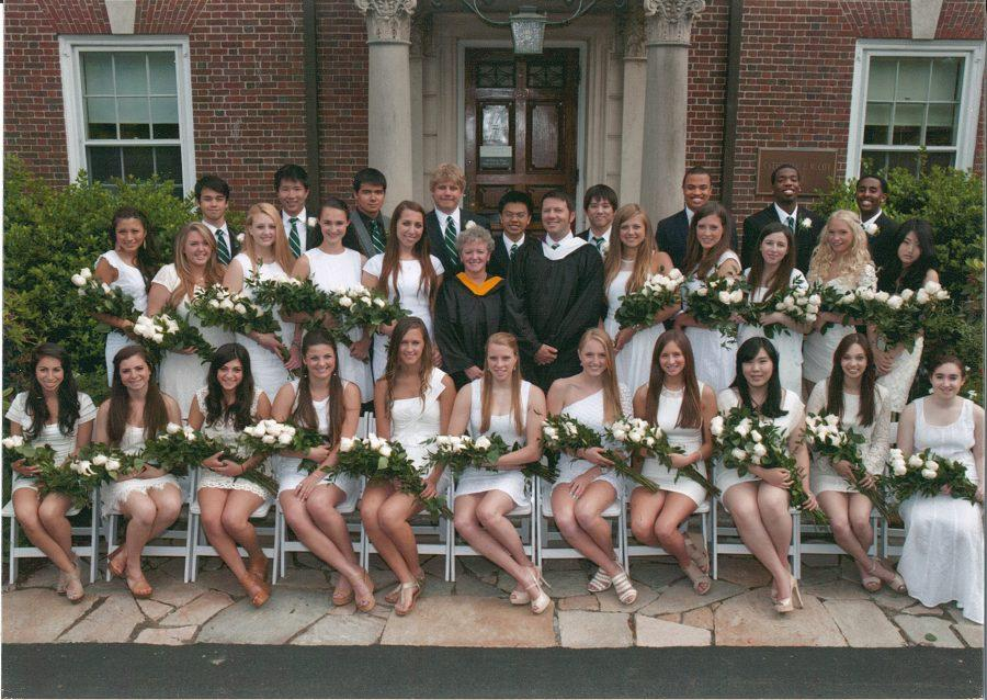 For Girls, is Graduating in White Outdated?
