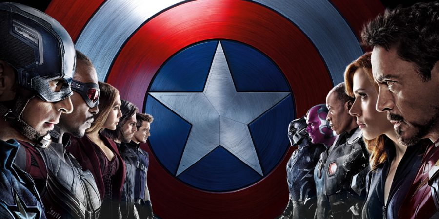 Captain America: Civil War Schools DC Universe