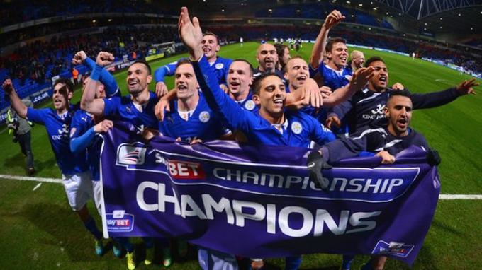Leicester City Wins League Title