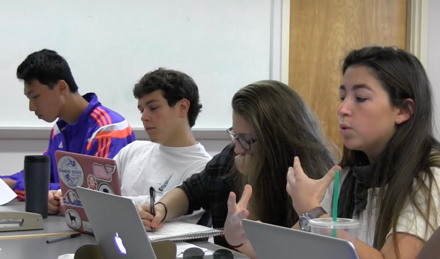 Students Debate Use of A-bomb to End WWII