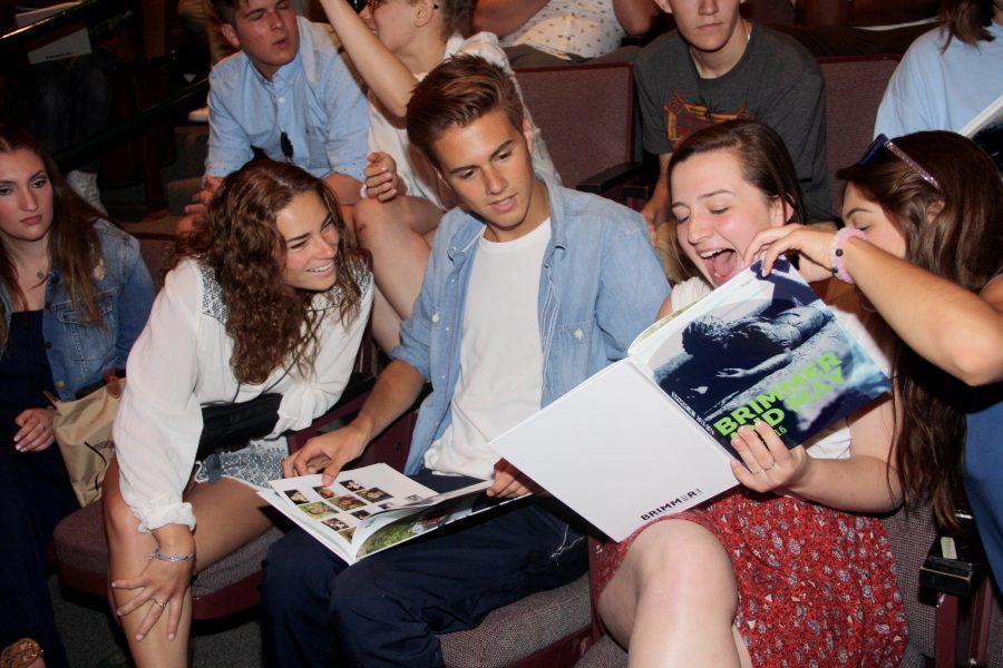 Yearbook+Dedicated+to+Nancy+Bradley