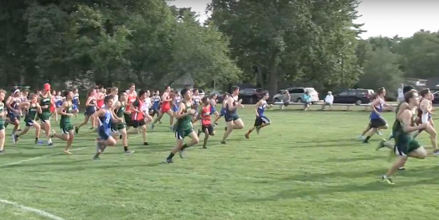 Cross Country Team, Back on Track