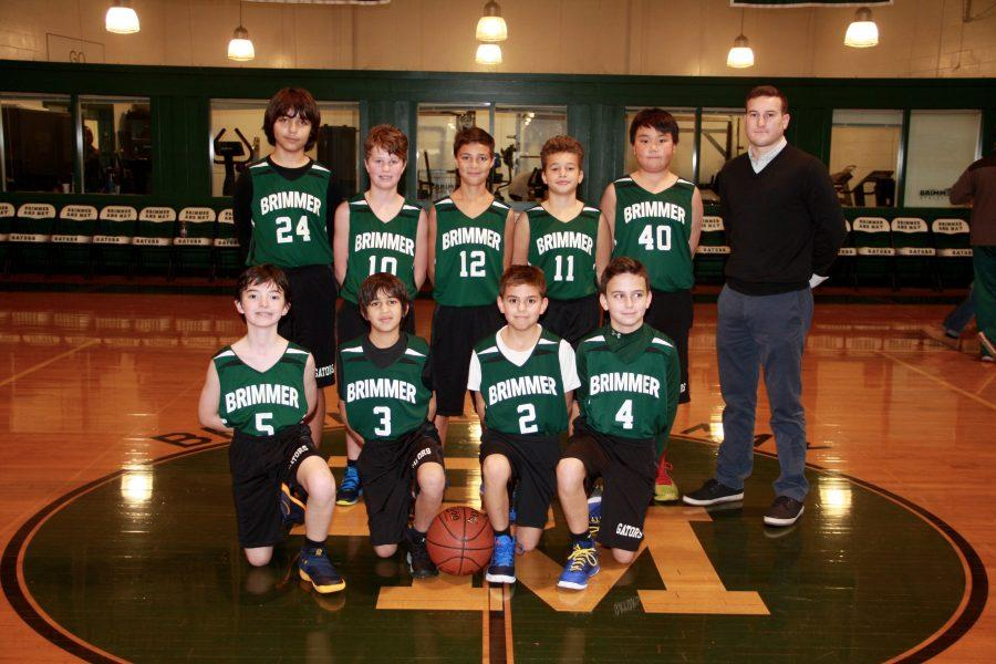 6th grade boys team. Photo by Megan Clifford.