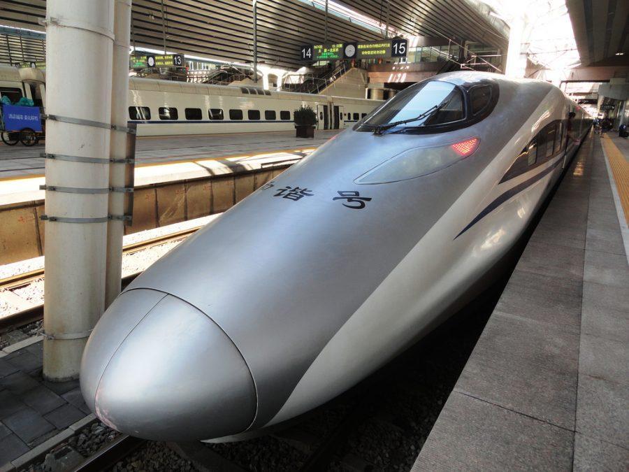 The Politics Behind High-Speed Trains
