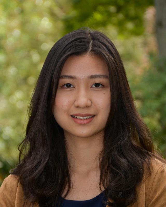 Most Valuable Player, Elaine Ren '17.