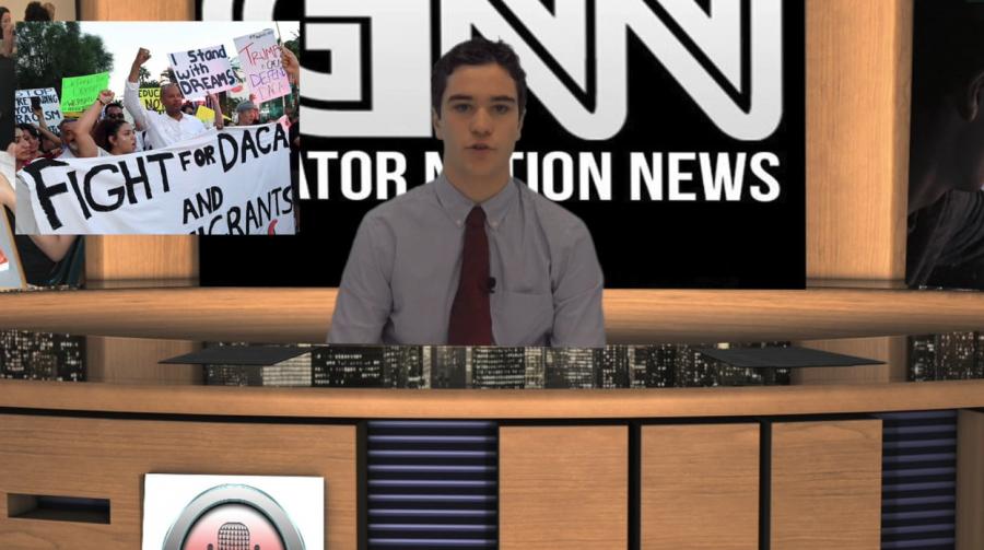 GNN: James Yfantopulos Reporting