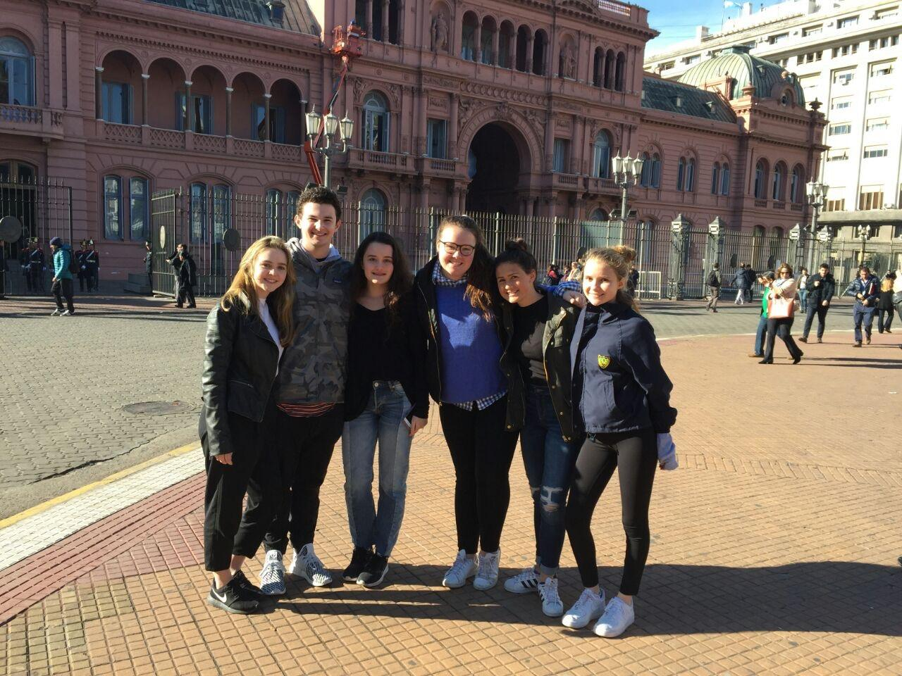 Students+from+the+Northlands+School+in+Buenos+Aires%2C+Argentina+arrived+Sunday.