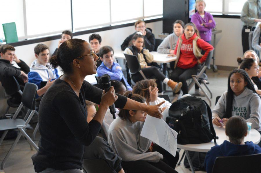 School Runs 'Justice and Equity' Program
