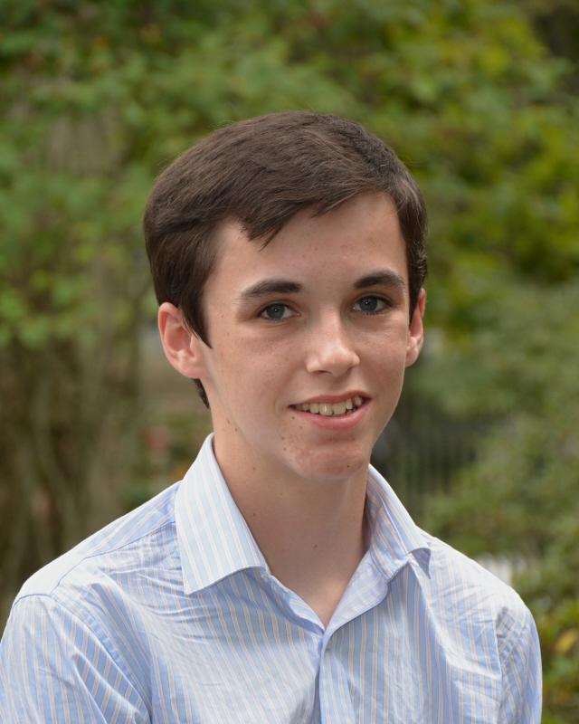 Michael Donahue 19(Associate Editor)