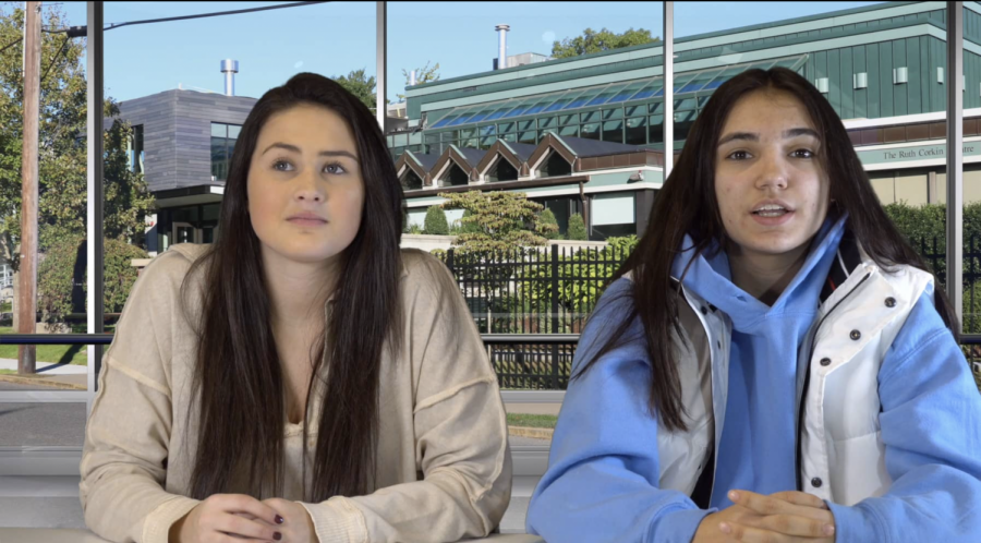GNN: Angeline and Hannah Reporting