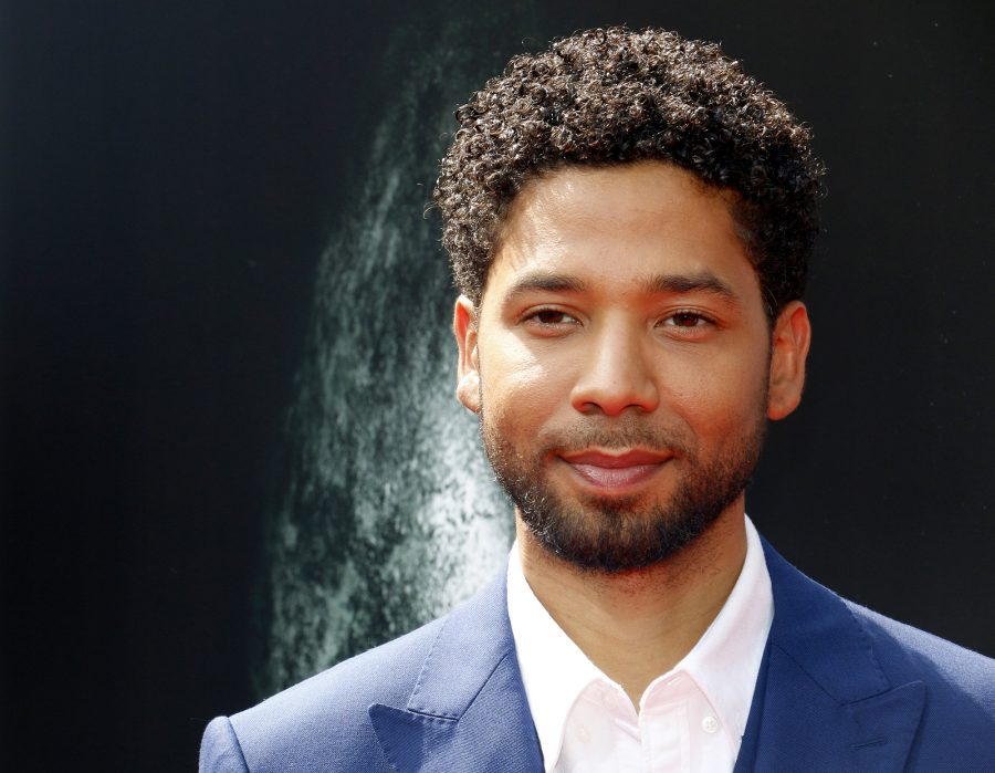 Jussie+Smollett+at+the+Los+Angeles+special+screening+of+Alien%3A+Covenant+held+at+the+TCL+Chinese+Theatre+IMAX+in+Hollywood%2C+USA+on+May+17%2C+2017.