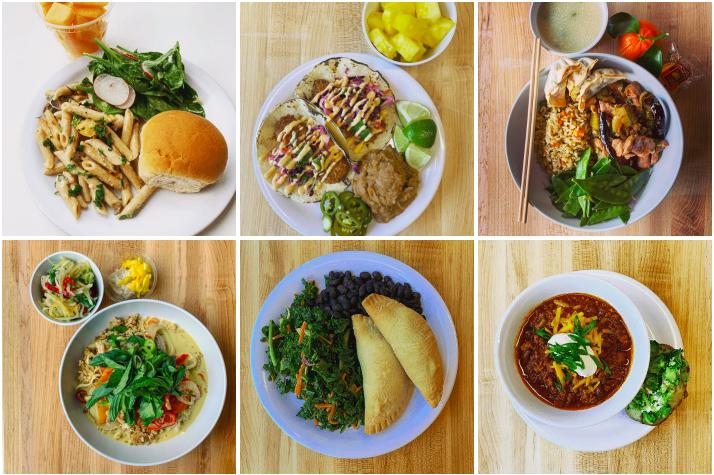 Kitchen Prioritizes Dietary Needs, Sustainability