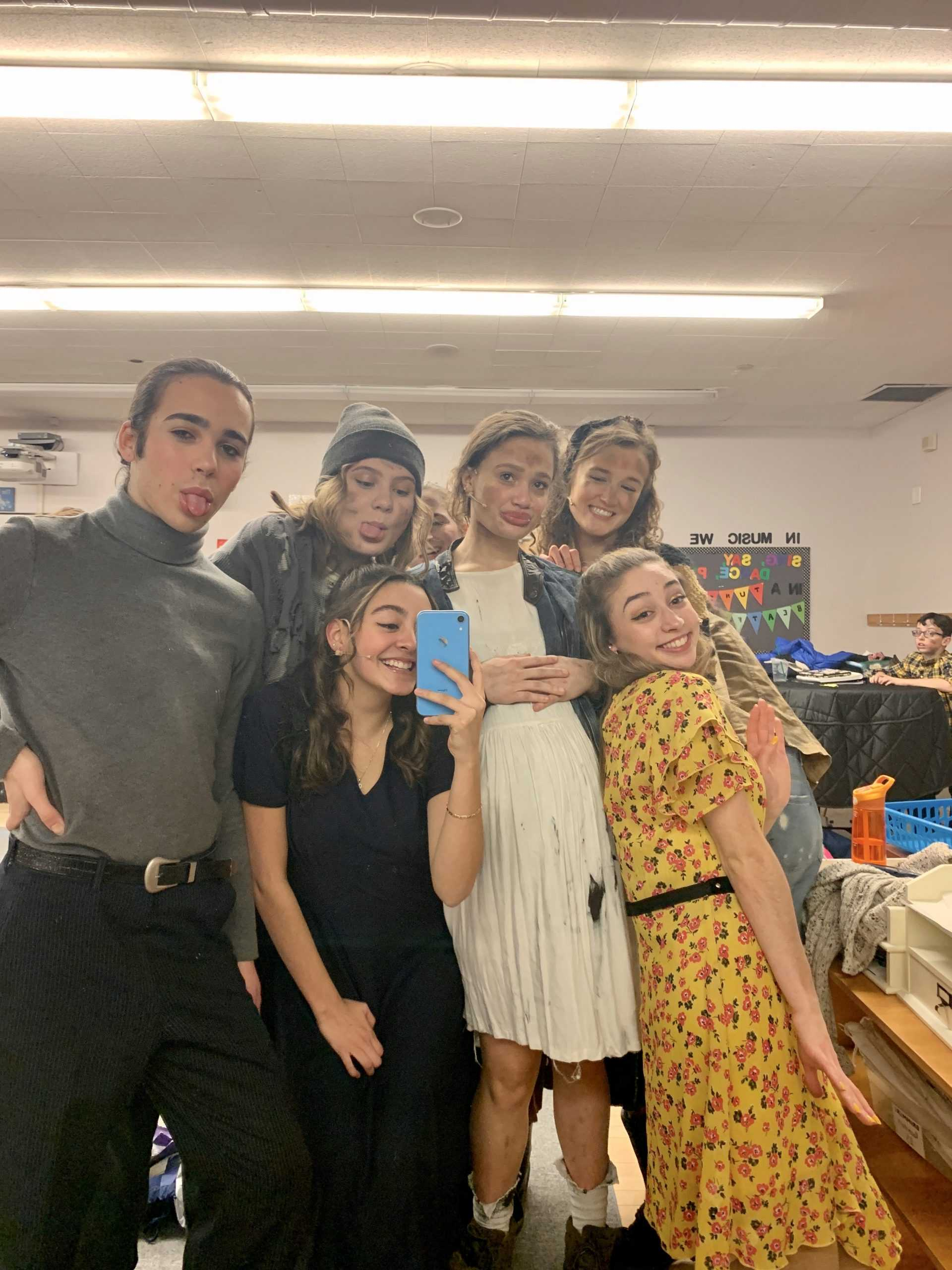 Lasting+memories+were+made+during+the+production+of+Urinetown.