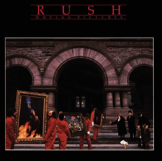 Music Review: Rushs Moving Pictures