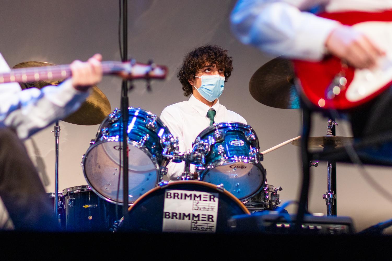 Photos%3A+Upper+School+Band+Performs+Live+Concert
