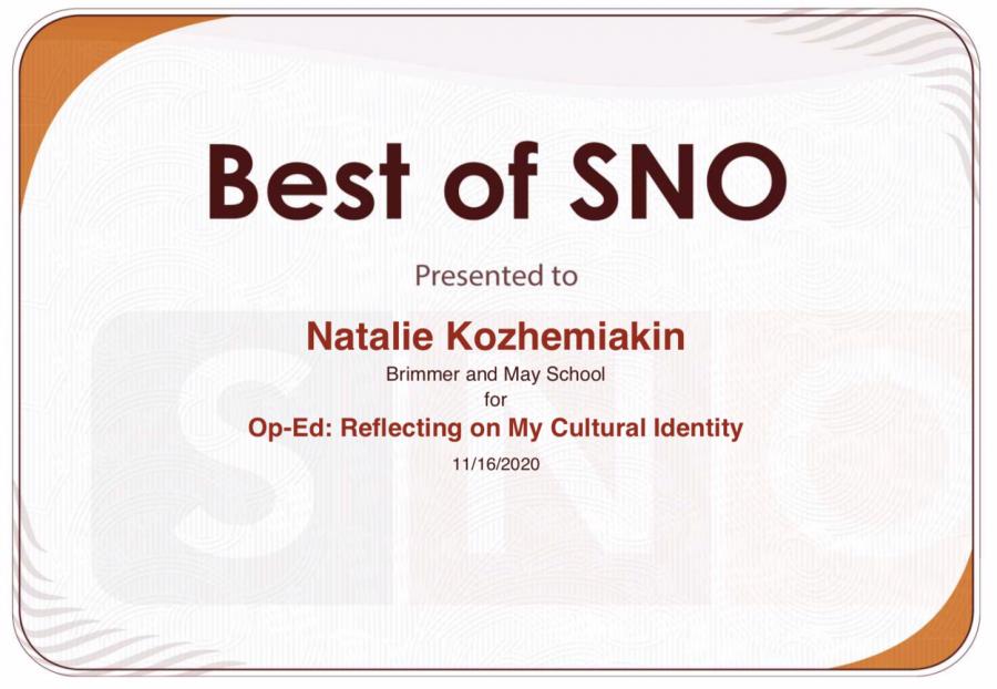 Kozhemiakin+Wins+Journalism+Award