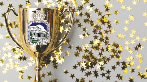 The Gator wins6 individual CSPA Gold Crown Awards.