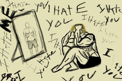 Therapy, while rough and very emotionally draining at times, has helped drastically. I look into the mirror, and Im starting to see a more hopeful reflection staring back at me.Jackson Ostrowski