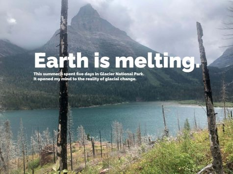 Op-Ed: Earth is Melting